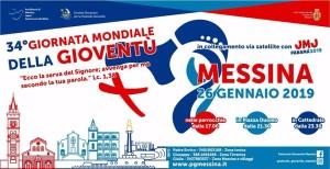 Messina. Grande entusiasmo per la 34° Giornata Mondiale della Gioventù