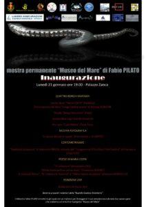 """Messina. L'inaugurazione del """"Museo del Museo del Mare"""" stasera a Palazzo Zanca."""