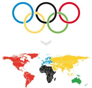 olimpiadi-anelli-e-globo