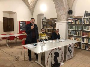Locri (RC). Ampia partecipazione al pubblico dibattito di Giuseppe Giarmoleo e Gabriele Marconi.