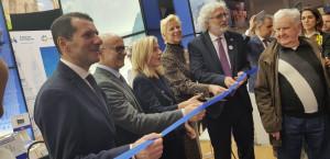 """Inaugurata l'area espositiva della Regione Siciliana nella salone del turismo di Bruxelles, Pappalardo: """"Grandi apprezzamenti per la nostra terra"""""""
