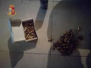 Messina. Polizia: un arresto per detenzione di pistola e relativo munizionamento