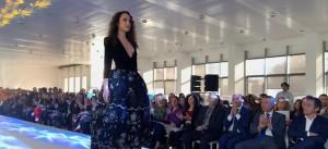 """Da Palermo a Milano il grande riscontro al """"Volkswagen International Fashion Week"""" di Alessandra Zerbo della """"Vanity Models Management"""", scelta per due nuove sfilate."""