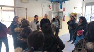 Villa S. Giovanni (Rc). La scuola di Pezzo apre le porte ai genitori per un sopraluogo con il Sindaco prima di accogliere i bambini.