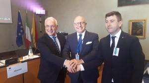 """Palermo. Europee, Armao: """"Ppe forte con il candidato alla Commissione UE Weber"""". Ceniceros: """"Ppe non teme populisti"""""""
