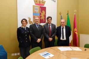 La Questura di Messina apre le porte dei propri uffici agli studenti del locale ateneo universitario