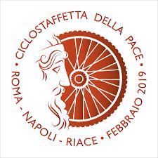 """La Ciclostaffetta della Pace """"In bici da Roma a Riace"""" farà tappa anche a Badolato (Cz)."""