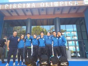 Villapiana (Cs). Gli atleti della SSD Polisportiva BSV – Villapiana ai campionati del mondo di nuoto di Lignano Sabbiadoro