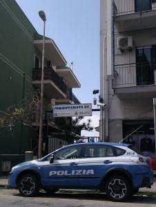 Villa San Giovanni (Rc). Polizia di Stato:  agli arresti domiciliari un 34enne per maltrattamenti alla ex moglie