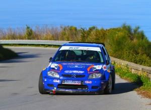Cefalù (Pa). Vittoria di Lo Cascio-Castelli al «Rally Cefalù Corse»
