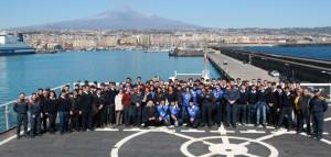 """Catania. Studenti Istituto""""Duca degli Abruzzi"""" premiati sulla Dattilo per """"Nauticinblu"""""""