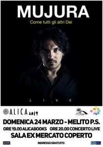 Reggio Calabria e provincia. Alica Festival, domenica prossima a Melito il live di Mujura