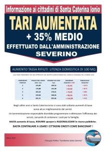 """Raffaele Pilato, capogruppo consiliare """"Cambiamo Santa Caterina"""": """"Lo spendi e spandi dell'amministrazione Severino….. """""""