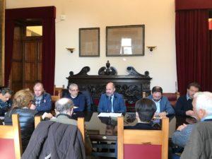Messina. Stamani al Comune tavolo tecnico del Vicesindaco Mondello con gli ordini professionali.