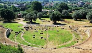 Locri (RC). Il rilievo archeologico del teatro di Locri Epizefiri: strumento di conoscenza, conservazione e valorizzazione del manufatto antico