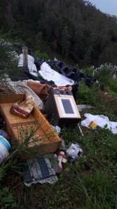 Polizia Metropolitana di Messina: smaltimento illecito di rifiuti, incessante attività di tutela del territorio e repressione dei comportamenti incivili