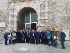 Messina. I forti uniscono lo stretto e lo proiettano in europa. Firmato il protocollo internazionale per la valorizzazione del patrimonio fortificato dello Stretto