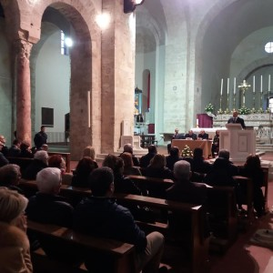 "Inaugurata a Gerace (Rc) la mostra d'arte e fede ""Immagini dei santi taumaturghi in Calabria dal XVI al XIX secolo""."