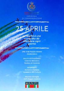 Caulonia (Rc). 25 aprile, domani la cerimonia in piazza Seggio. Belcastro: «Ribadire valori di libertà»