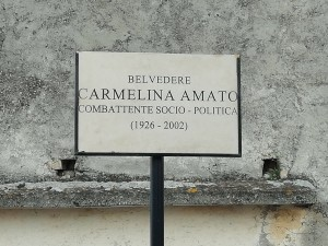 Lettere a Tito n. 246. L'obbligo e la lungimiranza della memoria e la bella idea del veterinario Antonio Gallelli di Soverato per la mitica Carmelina Amato a Badolato.