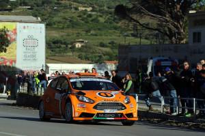 Palermo. Campedelli-Canton e la Ford trionfano alla 103^ Targa Florio