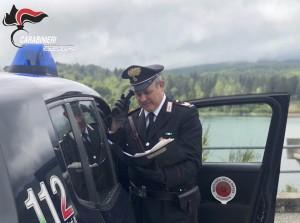 Galatro (Rc). Carabinieri portano in salvo tre persone.