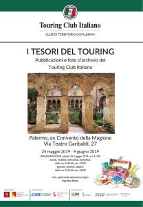 Palermo. I tesori del Touring: in mostra le foto d'archivio del Tuouring Club Italiano