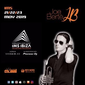 Ibiza (Spagna). Successo di Joe Bertè al «Tantra» ed all'I.M.S.