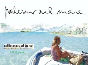 """Palermo. Nell'ambito della """"Settimana delle Culture"""" laboratorio galleggiante di immagini e parole"""