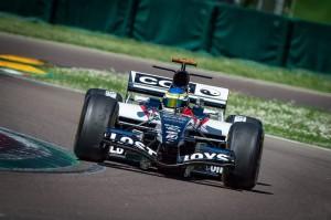 Motorshow 2Mari scrive la storia: per la prima volta, una monoposto di F1 si esibirà in Calabria