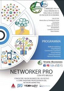 Palermo. Il Network Marketing fa ingresso all'Università degli Studi di Palermo con il docente e networker Vito Brusca