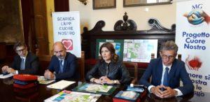 """Messina. Donati oggi tre defibrillatori e presentato il progetto """"Cuore nostro – città cardioprotetta"""""""