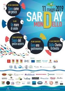 Mondello (Pa). Sarday, sabato 11 maggio, una giornata sotto il segno del pesce azzurro.