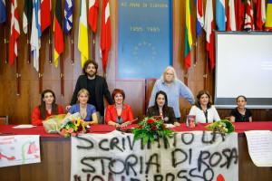 Presentato in un gremito Salone delle Bandiere il libro su Alessandra Musarra vittima di femminicidio