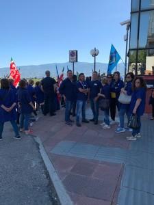 """Fgc Unical: """"Solidarietà ai lavoratori Manital in lotta!"""""""