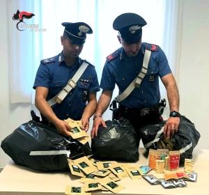 Lamezia Terme (Cz). Cannabis light, controlli e sequestri dei Carabinieri.