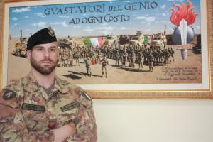 FOTO 2 - Caporale Maggiore Scelto Vincenzo MAZZAMUTO