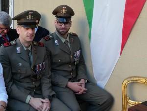 Palermo. Medaglie per due militari del luogo