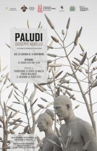 """San Giovanni La Punta (CT). Giuseppe Agnello, """"Paludi"""": Opening 22 giugno 2019 alla Fondazione La Verde La Malfa – Parco dell'Arte"""