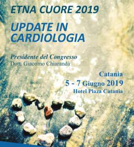 Cardiologi da tutta Italia a Catania, al via Etna Cuore 2019