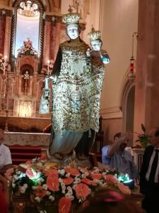 Santa Teresa di Riva (Me). Tradizione e devozione si rinnovano per la festa della patrona, la Madonna del Carmelo