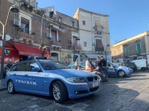 Catania. Polizia di Stato, tolleranza zero per i motociclisti senza casco