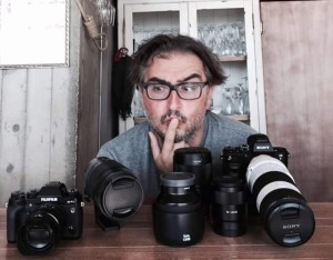 il Fotografo Daniele Chitè