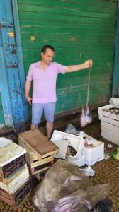 Messina. Sindaco De Luca: Blitz mercati Sant'Orsola e Vascone