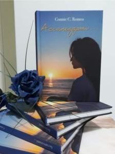 """S. Caterina dello Jonio (Cz). La scrittrice Connie C. Romeo ha presentato il suo ultimo romanzo dal titolo """"Accarezzami…"""""""