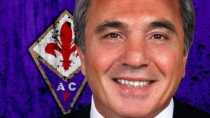 Rocco Còmmisso neo-patron della Fiorentina festeggiato a Gioiosa, paese natio in Calabria.