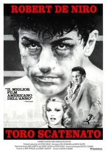 """Palermo. Talè, i classici del cinema stasera sotto le stelle. Proiezione del film """"Toro scatenato"""" di Martin Scorsese."""