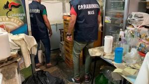 Reggio Calabria e provincia. Controlli dei Carabinieri del NAS