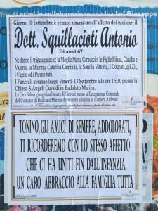 2-manifesti-annunzio-e-amici-in-morte-dott-antonio-squillacioti-10-13-settembre-2019