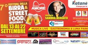 Oggi apertura 7° Festival della Birra e dello Street Food Regionale a Gravina di Catania